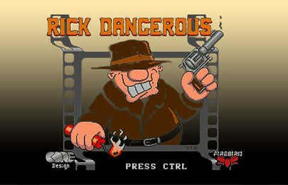 Play Rick Dangerous