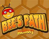 Play Bee Path Memory