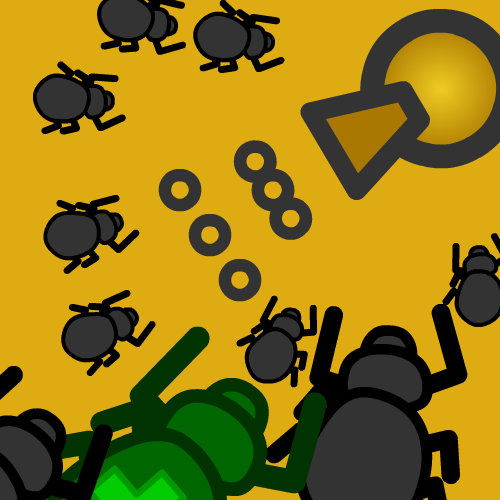 Play Beetles on the Loose