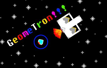 Play GeomeTron!!!