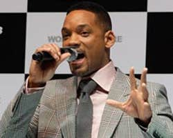 Play Vivacious Will Smith Puzzle