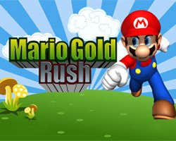 Play Mario Gold Rush