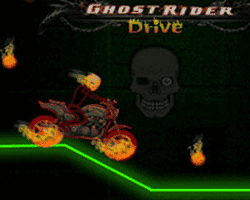 Play Ghost Rider Drive