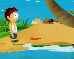 Play Tropical Island Escape