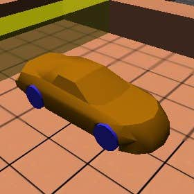 Play Generic Car Game (test upload)