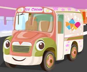 Play Ice Cream Truck Parking