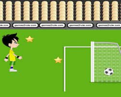 Play Soccer Kicker