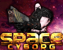 Play Space Cyborg