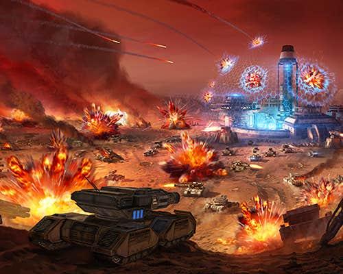 Play Conquer Mars