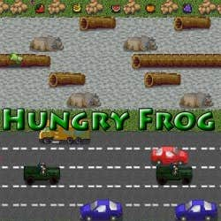 Play Hungry Frog