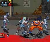 Play Crazy Zombie v2.0 Crossing Hero