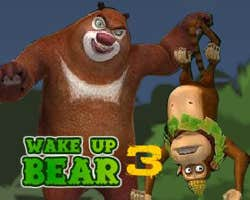 Play NEW WAKE UP BEAR 3