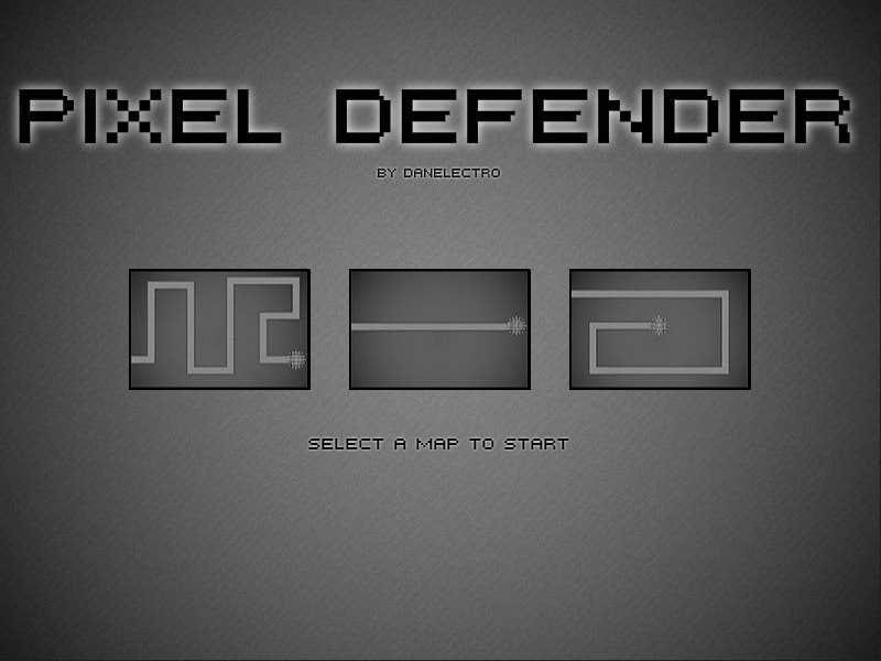 Play Pixel Defender
