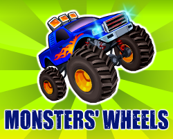 Monsters' Wheels