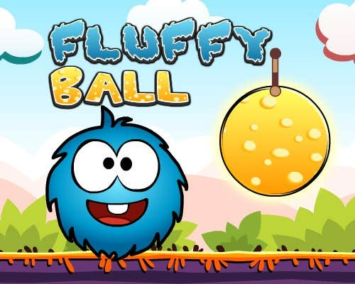 Play Fluffy Ball
