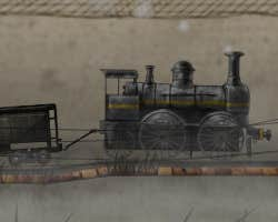 Play Cargo Steam Train