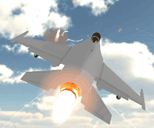 Play Air War 3D: Modern