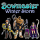 Play Bowmaster Winter Storm