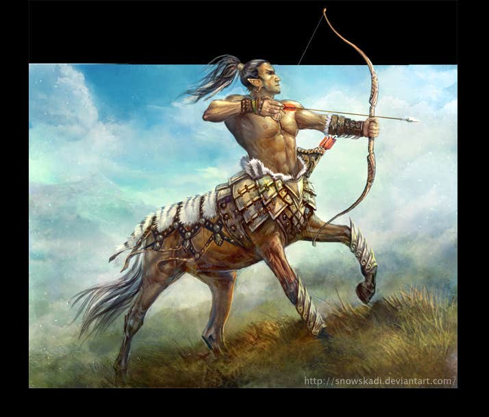 Play The Young Centaur Adventures