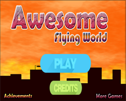 Play Awesome Flying World BETA