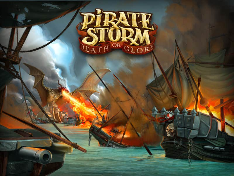 Play Pirate Storm