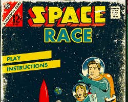 Play Headspin: Spacerace