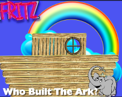 Play Who Built The ARK?