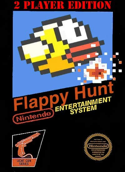 Play Flappy Hunt Face Off
