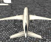 Play 3D Airplane Parking