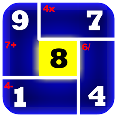Play Mathdoku Game