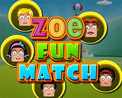 Play Zoe Fun Match