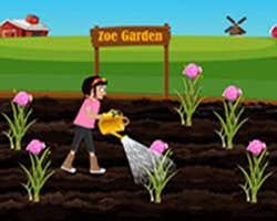 Play Zoe Gardening