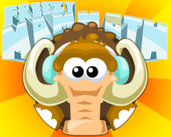 Play Freezy Mammoth