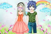 Play Sweet Lover Dress Up