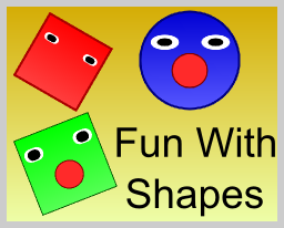 Play Fun With Shapes