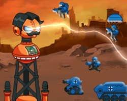 Play Tesla Defense 2