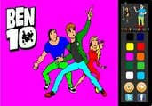 Play Benten Coloring