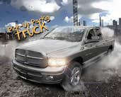 Play Pick Up Parking Truck