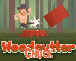Play Woodcutter Chuck