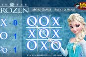 Play Tic Tac Toe Frozen Elsa