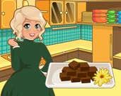 Play Mia Cooking Chocolate Fudge