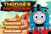 Play Thomas's Trip to Egypt