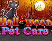 Play Halloween Pet Care