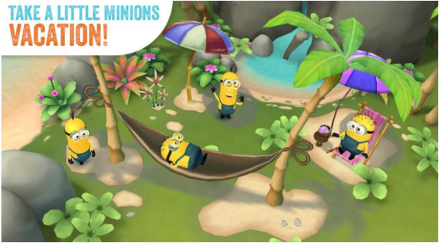 Screenshot of Minions Paradise