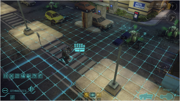 Xcom screenshot