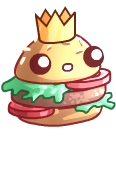 Burger shiny
