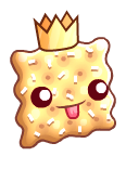 Saltine shiny