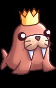 Walrus shiny