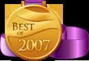 Medal 2007 130x90