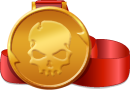 Medal blood drive 130x90